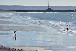 Le Havre, plage