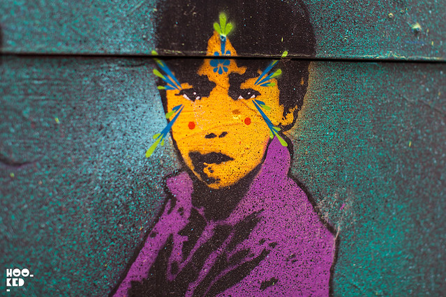 Colombian street artist Stinkfish returns to London_PHOTO_©2015_MARK_RIGNEY