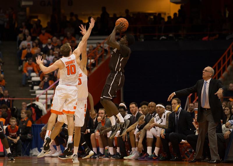 SU Basketball vs. Lehigh