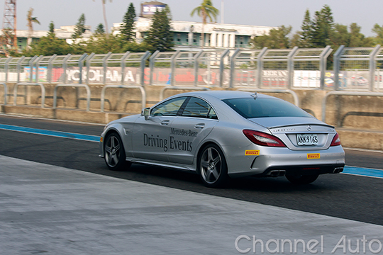 Mercedes-Benz Driving Events 賓士智慧駕馭體驗營-8