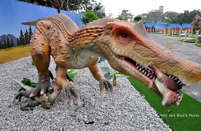 台中恐龍展10