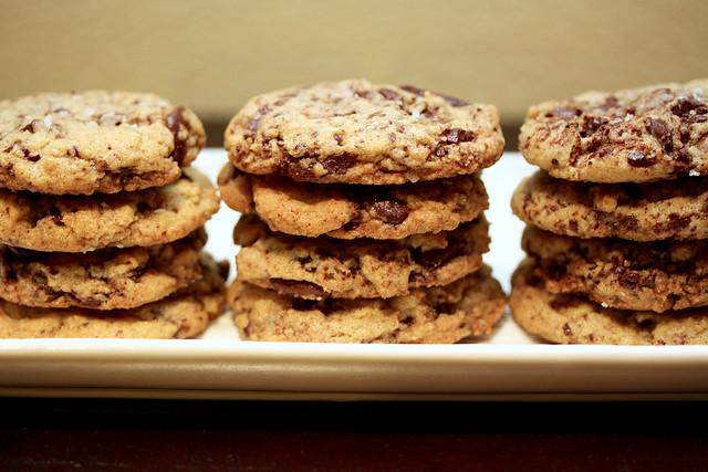 Rye Whiskey Choco Chip Cookies - 24