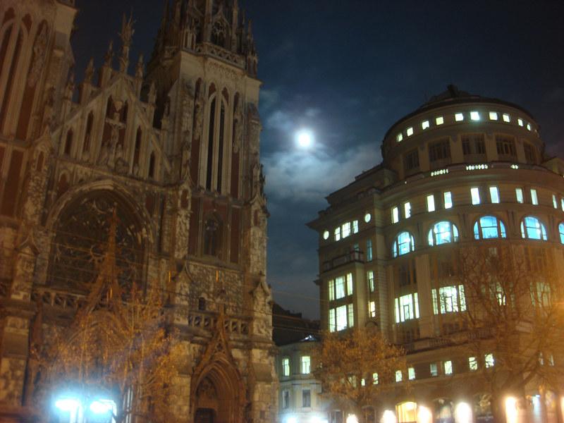 St Nicholas Roman Catholic Cathedral Kiev