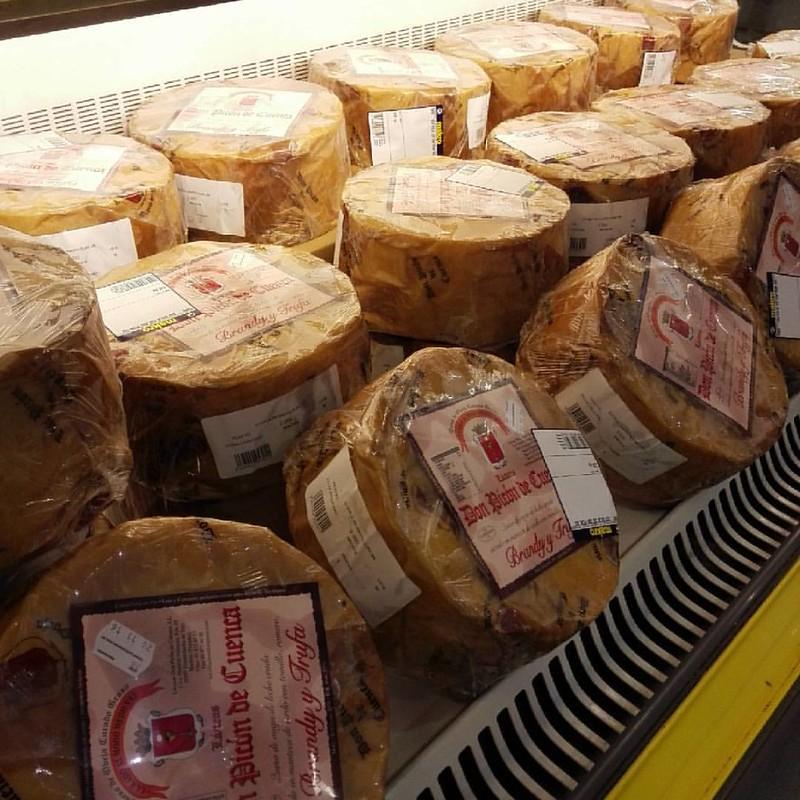 La locura #queso #donPicon #cuenca