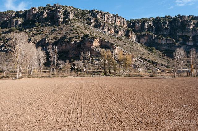 Barranco del río Dulce