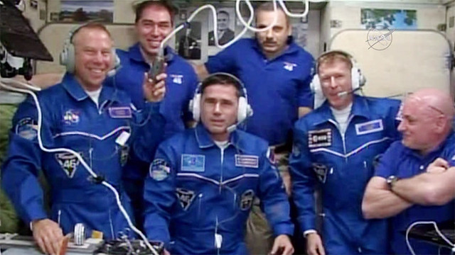 Expedition 46 Crew 15Dec15
