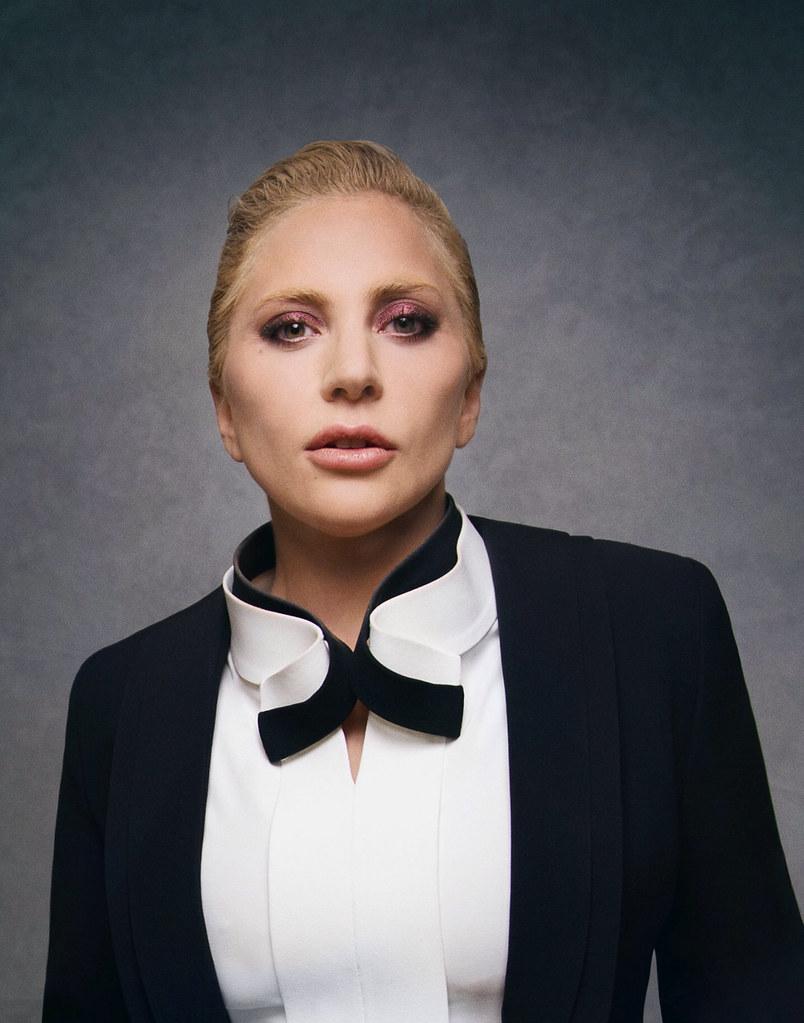 Леди Гага — Фотосессия на «GRAMMY Concert» 2015 – 2