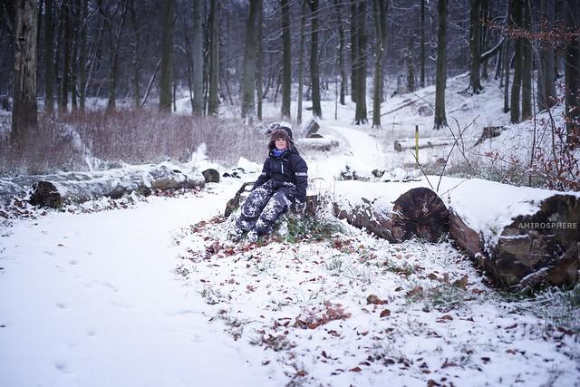 feel the winter...
