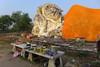 Thaïlande - Ayutthaya - 222 - Wat Lokayasutharam