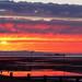 Leigh-on-Sea Colouful January Sunrise 1 by Adam C Firth