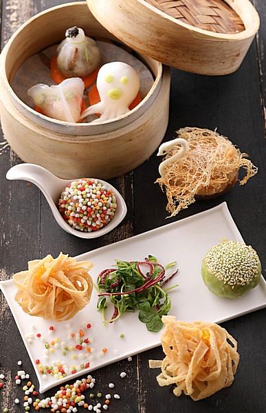 【新聞照片】台北國賓粵菜廳推出八道新港點-2