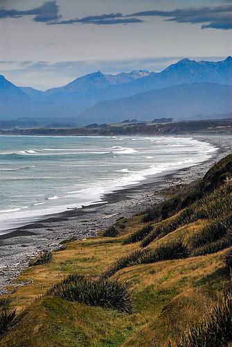 tewaewaebay newzealand view landscape southisland