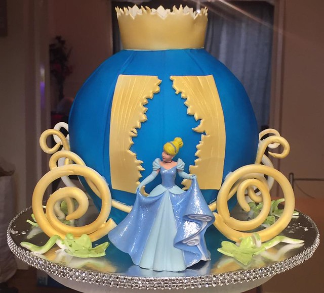 Cake by Butterfly Creations Cakes of Distinction