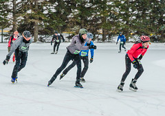Wintershines Blizzard Triathlon, 2017 - Saskatoon, Saskatchewan