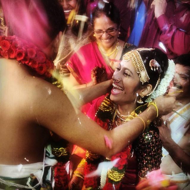 Getti melam getti melam !!!! #wedding #moment #tambrahm #bestfriend #culture #lifestyle