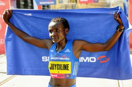 Joyciline Jepkosgei - necelý rok v Evropě a čtyři světové rekordy