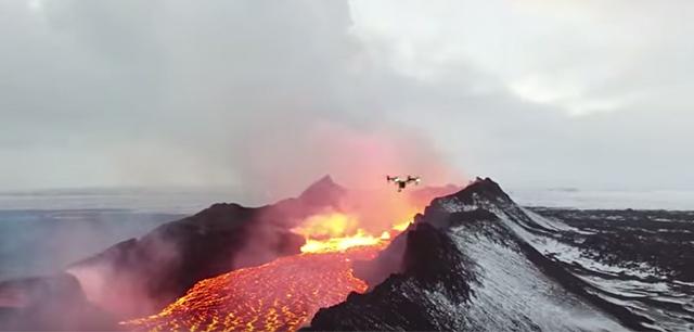 dronvolcan