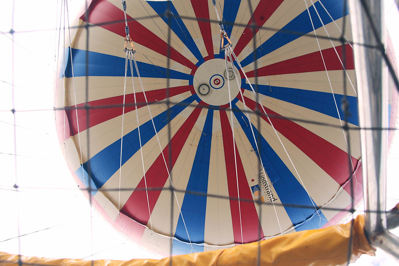 Bottom of bournemouth balloon