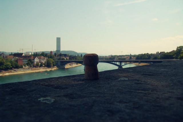 was bleibt, Münster, Basel