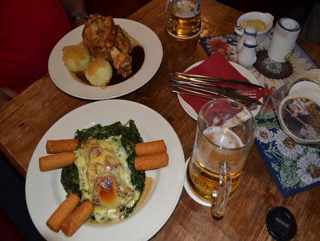 Zur Haxe 3 Restaurante bune in Berlin