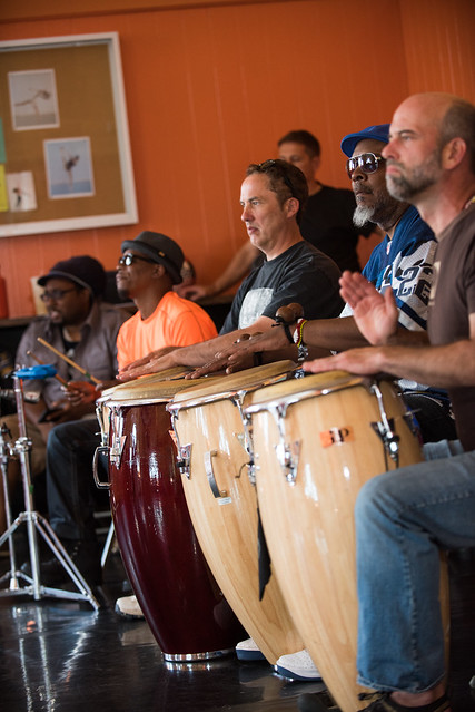 Afro-Cuban Workshops 2015