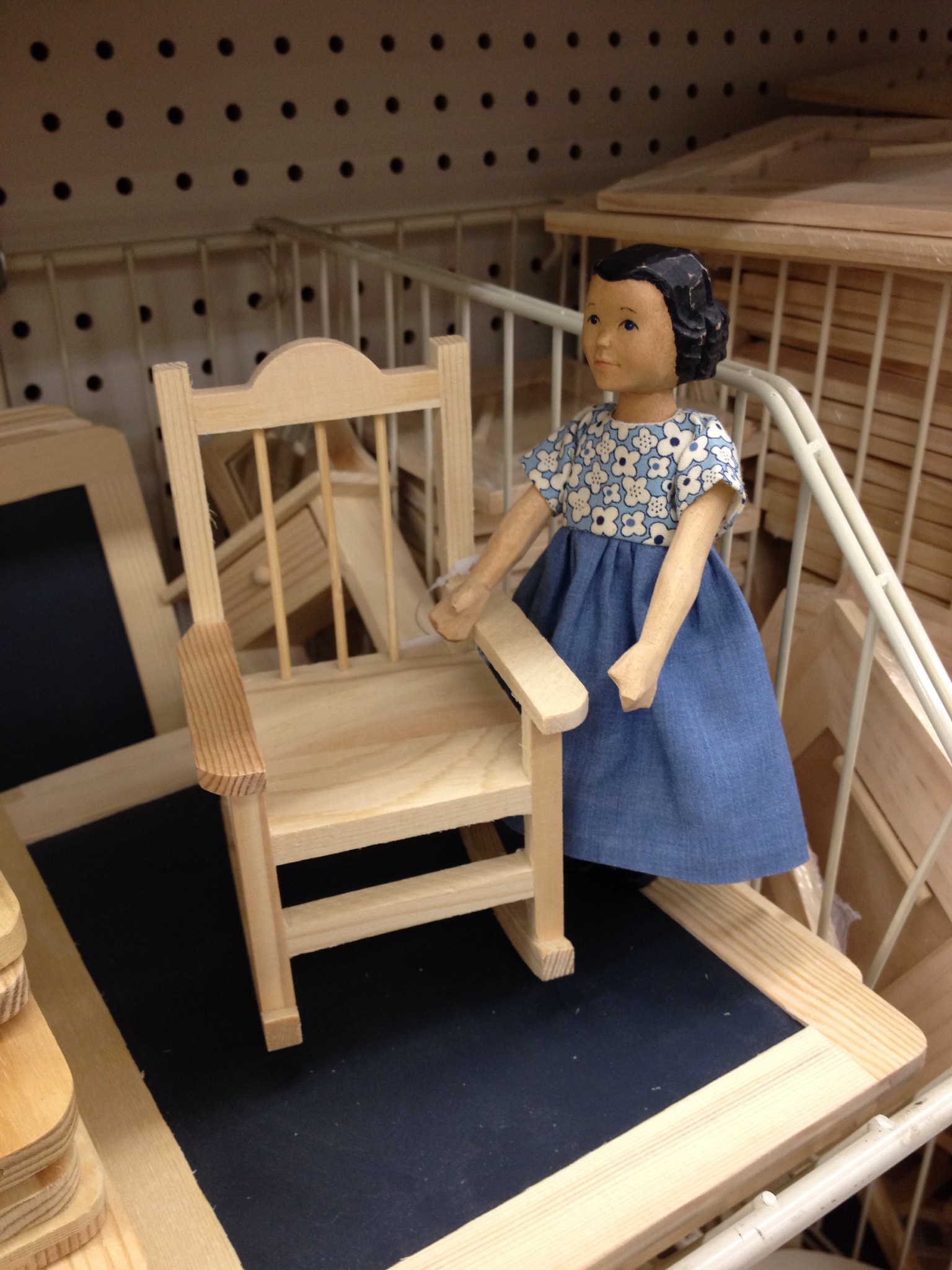 Craft store chairs