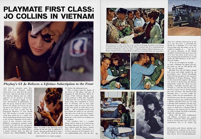 Playboy 1966-05_Playmate_In_Vietnam_01