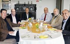Reunión de los Senior Bankers en el Club de la Banca