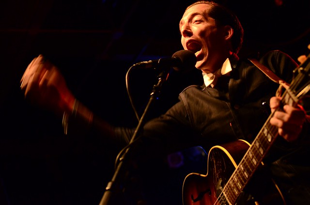 concerts: pokey lafarge @ the cradle