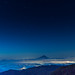 Predawn Fuji by shinichiro*