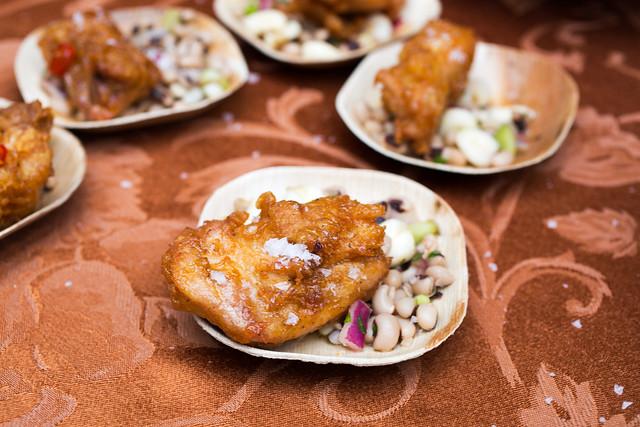 Fried Chicken - Yardley Inn