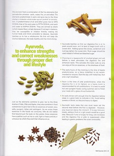 Healthy Ayurvedic tips by Jigyasa & Pratibha