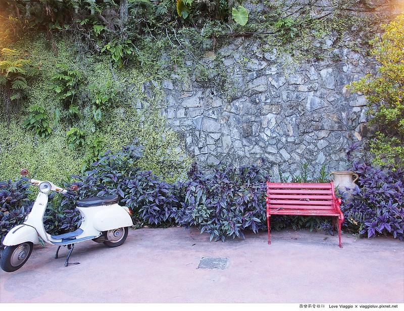 【台北 Taipei】隱身在森林綠意 陽明山菁山街19號咖啡館Yangmingshan @薇樂莉 Love Viaggio | 旅行.生活.攝影