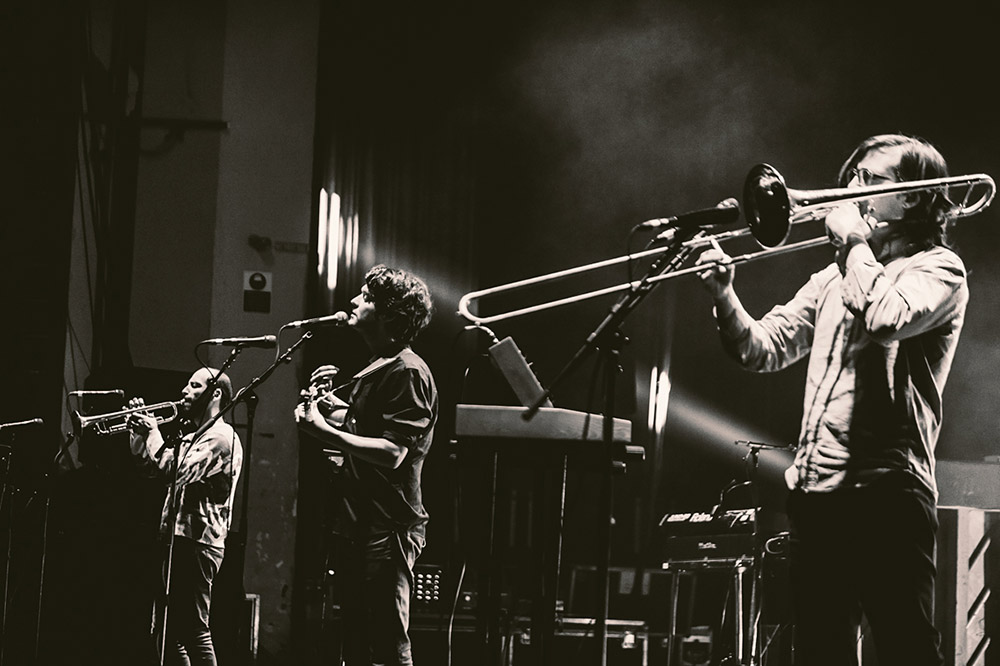Beirut @ Brixton Academy London 24/09/15