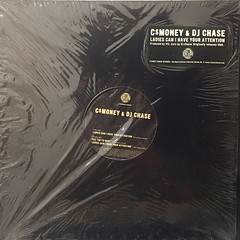 C$MONEY & DJ CHASE:LADIES CAN I HAVE YOUR ATTENTION(JACKET A)