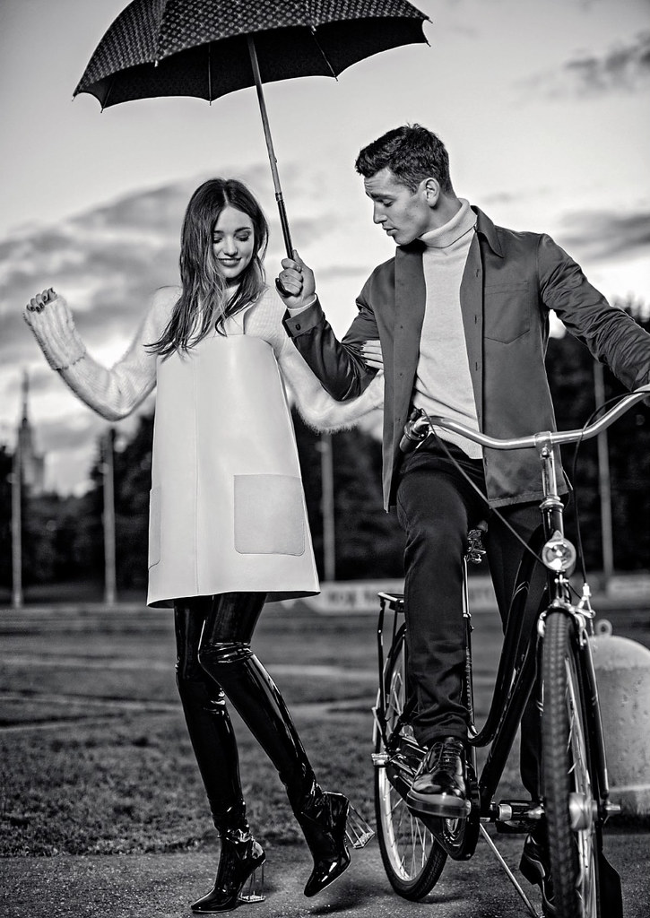Миранда Керр — Фотосессия для «Tatler» RU 2015 – 2