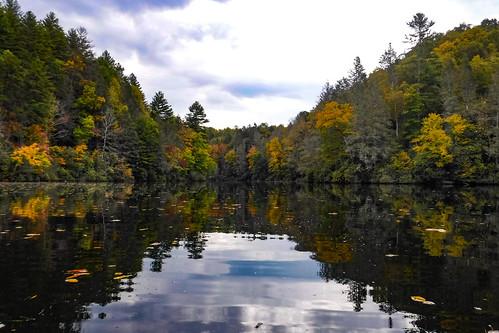 Cascade Lake and Hooker Falls-4