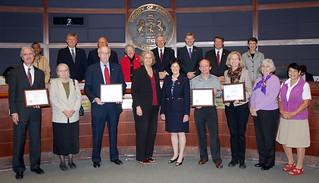 2015 Fairfax County Environmental Excellence Award Recipients