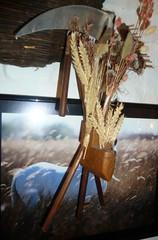 Sercus Le bouquet de blé de la Saint-Jean chez Elie Deram