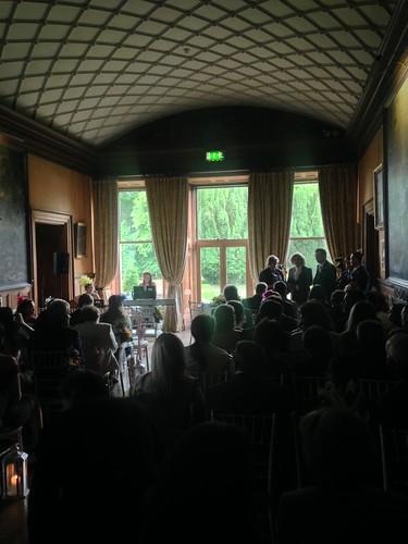 The Irish Wedding