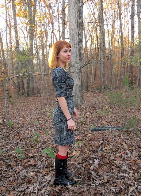 Colette Wren dress - side