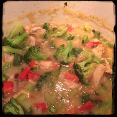 #Homemade #ChickenSlop #CucinaDelloZio -a tribute to my cousin Ann Marie