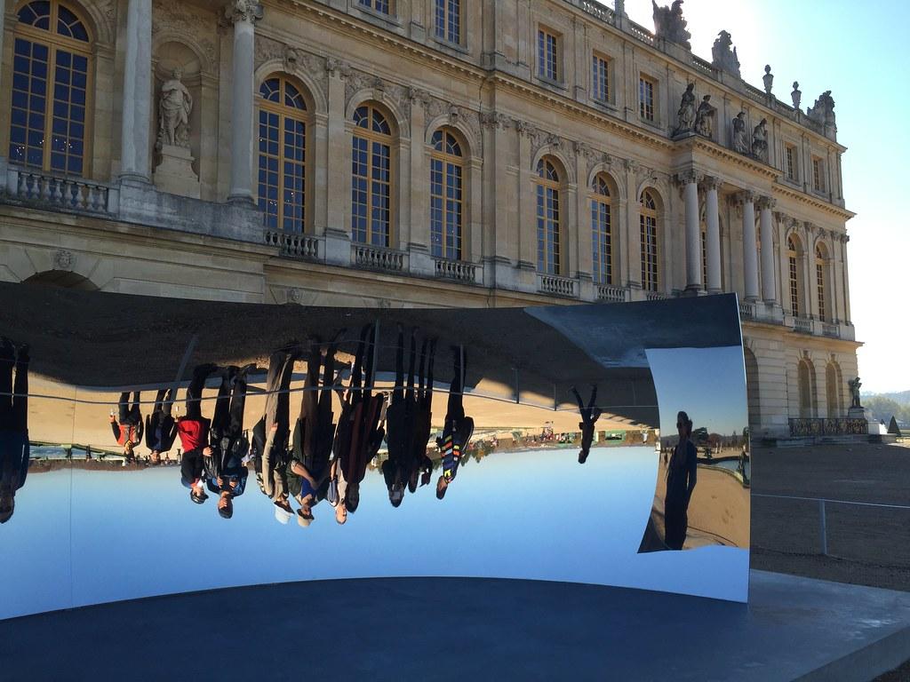 Anish Kapoor at Versailles