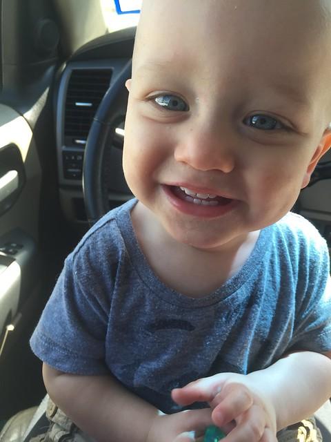 Dylan - 13 months