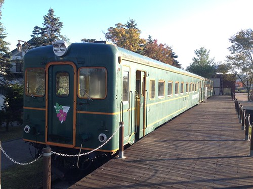 hokkaido-michinoeki-okoppe-train-hostel-outside01