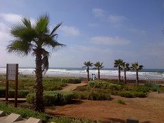 Anfa Place beach, Casablanca