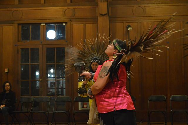 Native American Heritage Month Danza Azteca