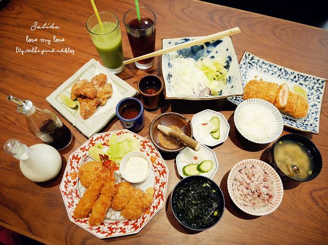 新莊銀座杏子豬排餐廳美食 (11)