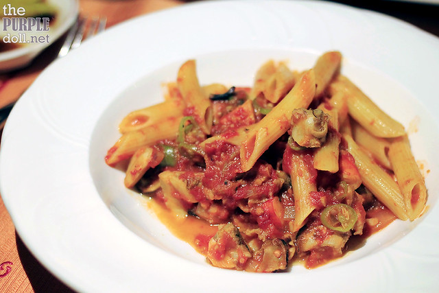 Plates - Seafood Pomodoro