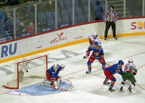 Jokerit vs AK Bars Kazan